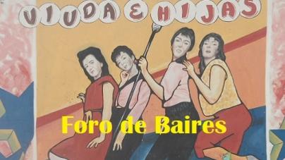 Buenos Aires y las mujeres del rock