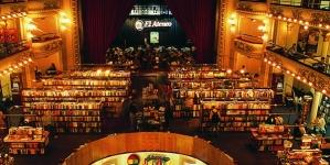 """Cafè y Librería """"El Ateneo"""""""