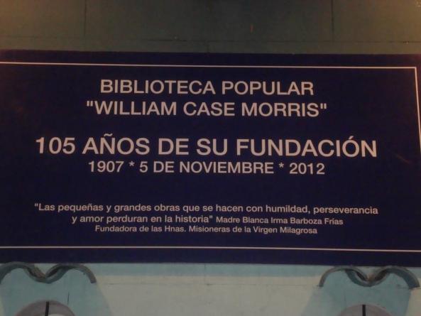 Biblioteca William Morris