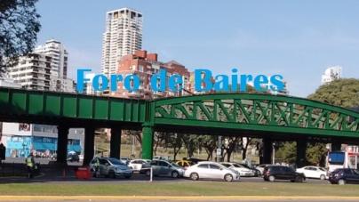 La ampliación de la Av. Santa Fe y Juan B. Justo (Puente Pacífico)
