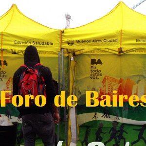 Llega Buenos Aires Market en cuarentena flexible al Rosedal de Palermo