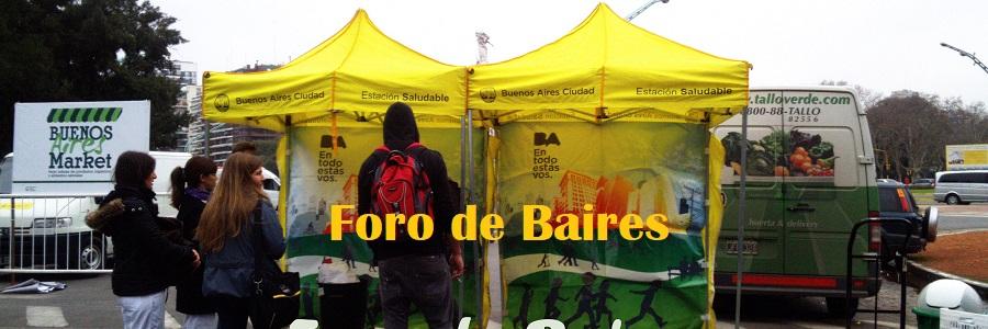 Continúa Buenos Airess Market en Palermo