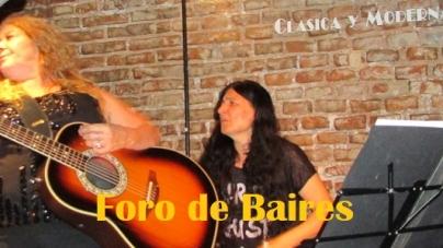 """Claudia Puyò y """"Los Anestesistas"""" tocaron en Clàsica y Moderna"""
