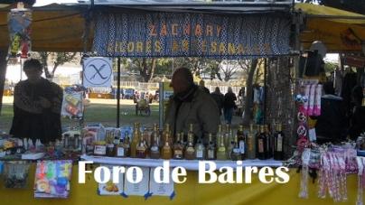 """""""Zachary Licores"""", el puesto en la Feria de Parque Patricios que vende ricos tragos"""