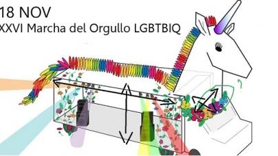 Llega la  XXV marcha del orgullo Gay