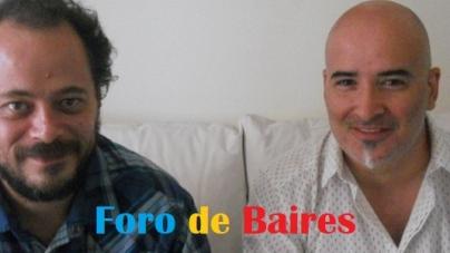 Entrevista a Christian Ercolano y a  Gustavo Intrieri