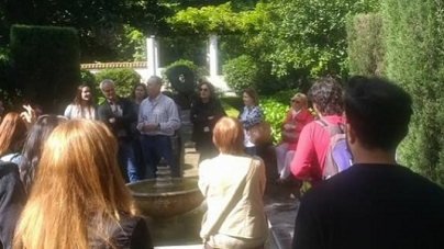 """Encuentro con poetas: """"Voces y sortilegios"""" en el Museo Enrique Larreta"""