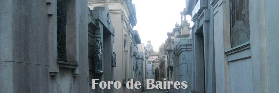 Visita guiada al Cementerio de La Recoleta