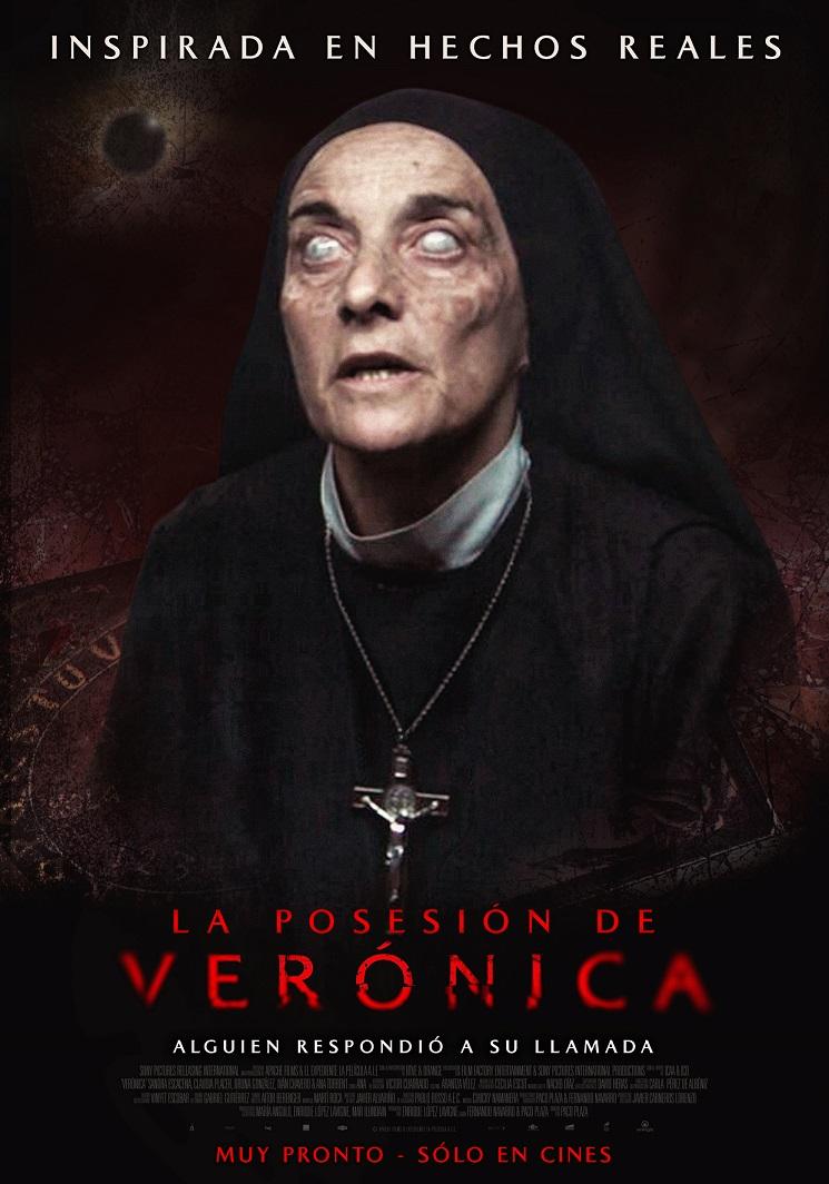 Foto Gentileza: Film La Posesiòn de Verònica