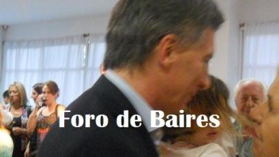 Macri encabezará un acto por el Día de la Mujer en Barracas