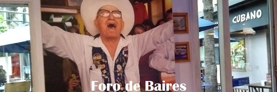 """El Restaurante """"Oye Chico"""""""