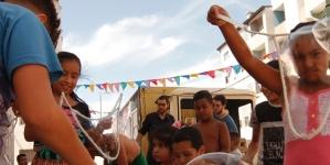 Eventos: Ronda Cultural, Programa Cultural en Barrios y Juan Pablo Navarro Septeto
