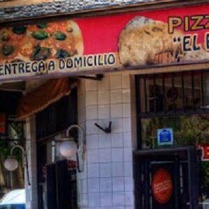 """La Pizzerìa """"El Barba"""""""