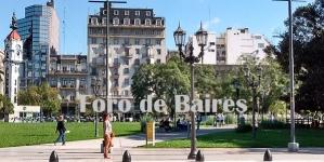 """Eventos en Audio: """"Encuentro de Cine Europeo"""" y """"Plazas de Buenos Aires"""""""