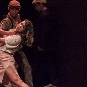 """""""Diálogos de amor y de otros silencios"""" Segunda temporada del espectáculo de la venezolana Vènere Barone en el Auditorio Losada"""
