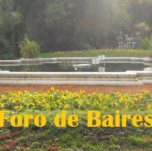Una leyenda urbana de Fantasmas en Jardín Botánico Carlos Thays