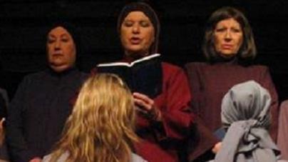 """Tribunal de Mujeres"" de Naomí Ragen"