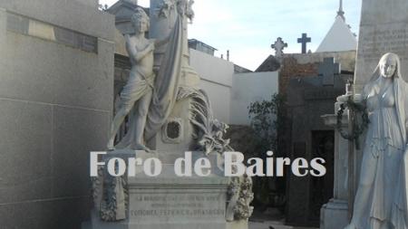 El Cementerio La Recoleta, un Camposanto de historias atrapantes