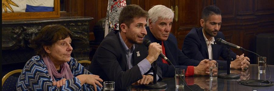 Foto Gentileza: Legislatura Porteña