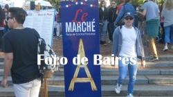 """Entrevista a Rodrigo, miembro emprendedor de """"Puro Cacao"""" en el marco de la Feria """"Le Marchè"""""""
