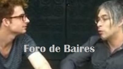 Entrevista a Guillermo Barrantes