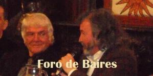 Se realizò en la Legislatura Porteña un Homenaje a Osvaldo Piro
