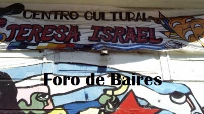 """""""La Casa de Teresa"""", un Centro Cultural Comunista que tambièn cerrò sus puertas"""