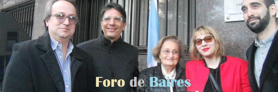 Se descubriò una placa en Homenaje a Ladislao Josè Biro, el inventor de la Birome en la Argentina