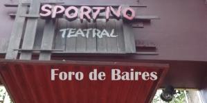 El Sportivo Teatral