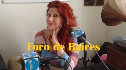 """Entrevista a Mirta Katz, protagonista de """"Cartas de la Ausente"""""""