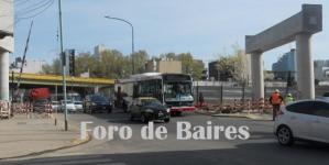 El Viejo Puente Juan B. Justo tiene los dìas contados