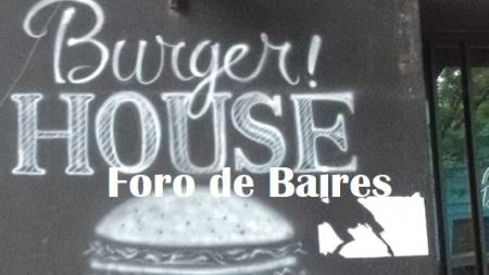 Burger House: otro mìtico restaurante que cerrò en Gurruchaga y Cabrera