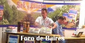 El mate argentino tuvo su lugar en la Rural de Palermo