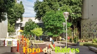 El Patio Salguero, un pulmòn en Almagro