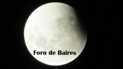 Así fue el eclipse que miles de personas siguieron alrededor de Buenos Aires