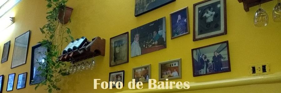 """El restaurante """"La Tasca de Fosforito"""""""