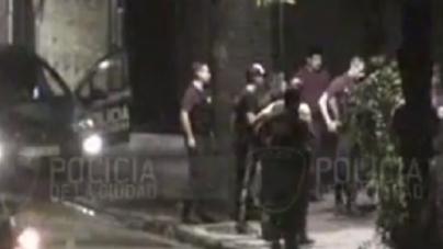 Un hombre entró a robar a la casa de una abuela en Almagro: fue detenido