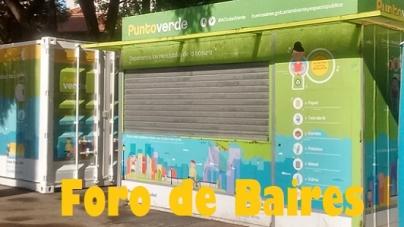 La Ciudad realiza la Campaña de Recepción de Aceite Vegetal usado