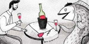 Cada pascua, nos preguntamos: ¿por qué el tinto no va con pescado?