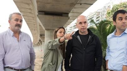 Viaducto Mitre: un proyecto de la Ciudad para sumar una plaza junto al túnel de Av. Libertador