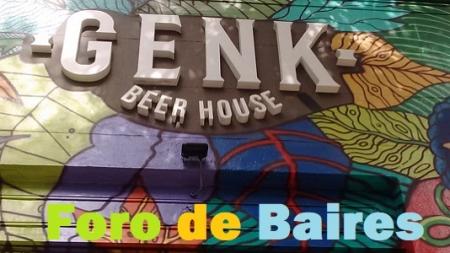 La cervecería Genk Beer House