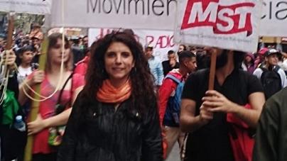 """Cele Fierro vs. Macri: """"Las FFAA están alejadas de cualquier valoración positiva"""""""