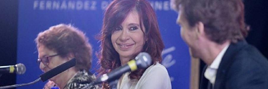 Foto: CFK Instagram