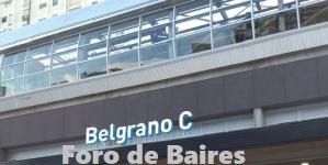 El nuevo Viaducto Mitre, desde la Línea Belgrano C