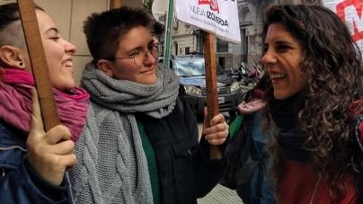 """Cele Fierro: """"En el Día del Orgullo, vamos por la absolución"""""""