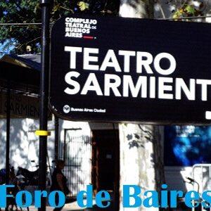 Retrospectiva de Leticia Mazur en el Teatro Sarmiento