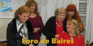 """El Rotary Club de Flores presentó """"El arte al servicio de la Salud"""""""