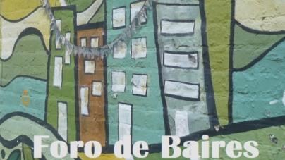 Los Graffitis de Lucia Sabatté en Caballito