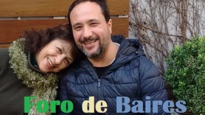 """Entrevista a María Fiorentino (Protagonista) y a Luis Mercado (Director) del Filme """"Vigilia en Agosto"""""""