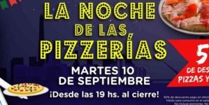 La Noche de las Pizzerías en Buenos Aires